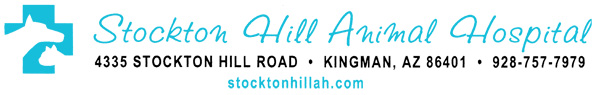 Stockton Hill Animal Hospital of Kingman AZ